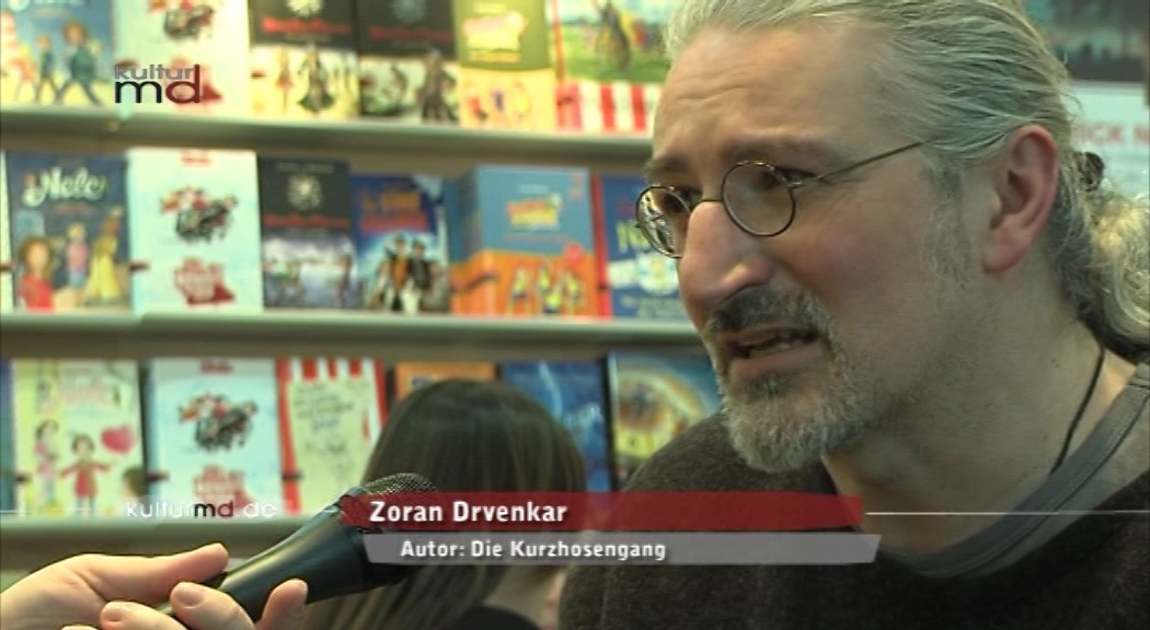 Zoran Drvenkar im Interview